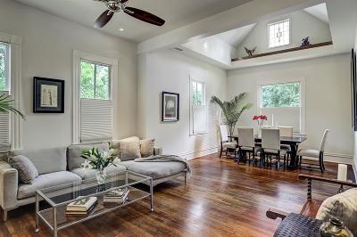 Houston Single Family Home For Sale: 515 W Drew Street