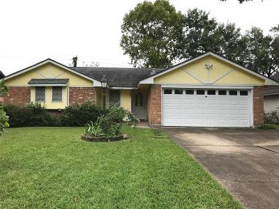 Houston Single Family Home For Sale: 207 Taranto Lane