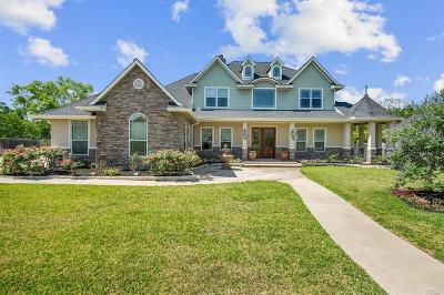 College Station Single Family Home For Sale: 726 Plum Hollow Drive