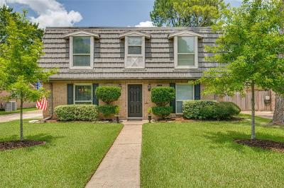 Houston Single Family Home For Sale: 12706 Westmere Drive