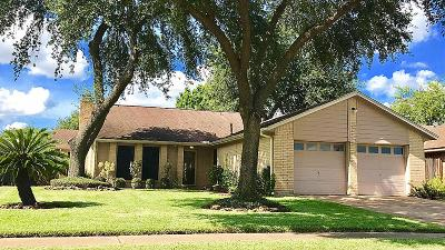 Pasadena Single Family Home For Sale: 6023 Ray Drive
