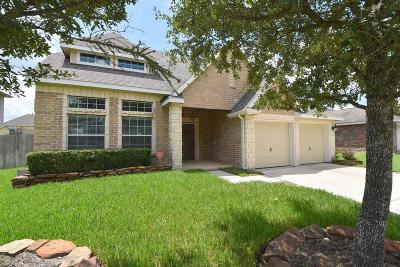Pearland Single Family Home For Sale: 1910 Oak Top Drive