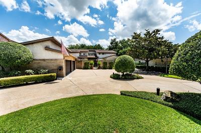 Sugar Land Single Family Home For Sale: 2306 Country Club Boulevard