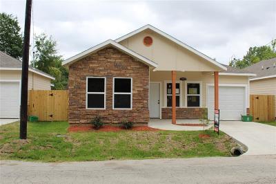 Single Family Home For Sale: 3104 Lelia Street