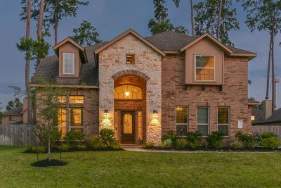 Conroe TX Single Family Home For Sale: $319,990