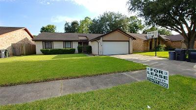 Sugar Land Single Family Home For Sale: 2518 Sage Brush Lane