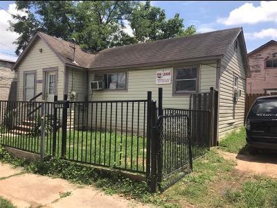 Houston Single Family Home For Sale: 7402 Navigation Boulevard