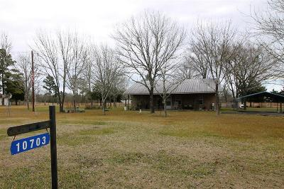 Grimes County Single Family Home For Sale: 10703 Fm 149