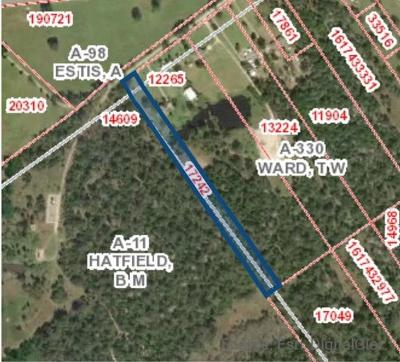 Lee County Country Home/Acreage For Sale: County Road 132