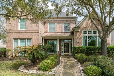 Katy Single Family Home For Sale: 5311 Center Village Drive