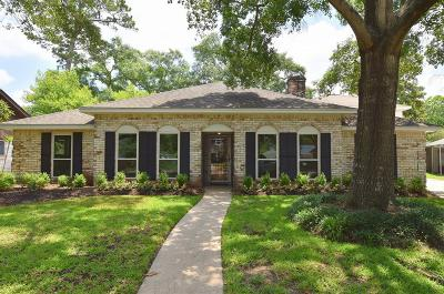 Houston Single Family Home For Sale: 4906 Twin Candle Drive