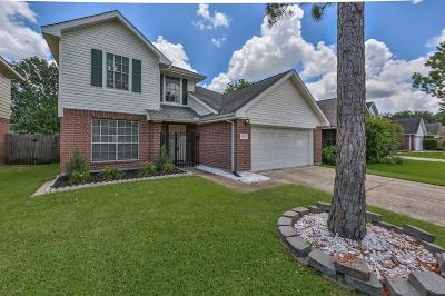 Pearland Single Family Home For Sale: 1023 Andover Drive