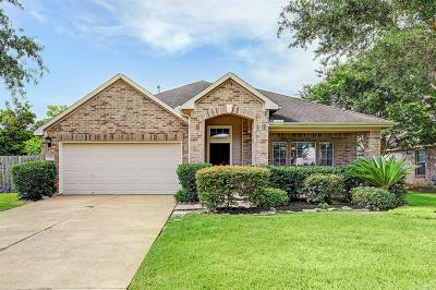 Pearland Single Family Home For Sale: 6805 Keithwood Circle S