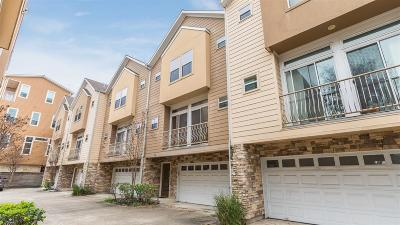 Condo/Townhouse For Sale: 3507 Mosley Court #G