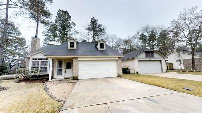 The Woodlands Single Family Home For Sale: 24 W Lance Leaf Road W