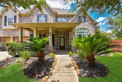 Sugar Land Single Family Home For Sale: 4302 Pompano Lake Lane