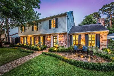 Houston Single Family Home For Sale: 402 Hickory Post Lane
