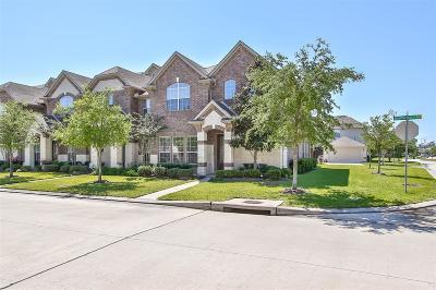 Houston Condo/Townhouse For Sale: 9227 Solvista Pass Lane