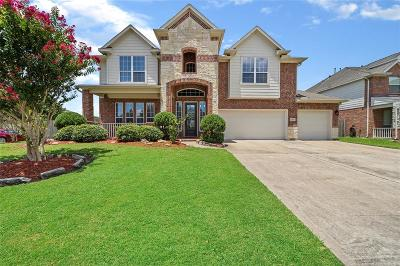 Pearland Single Family Home For Sale: 3215 Barry Moore Drive