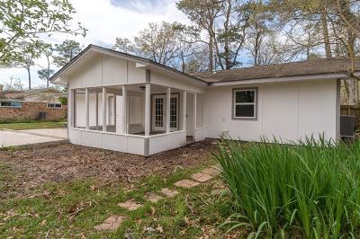 Dickinson Single Family Home For Sale: 1620 Oak Ridge Drive