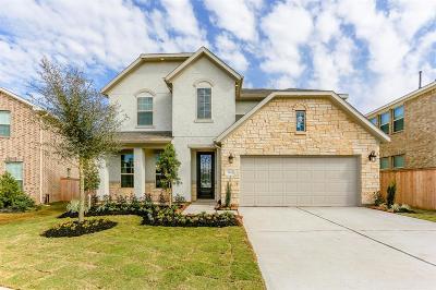 Missouri City Single Family Home For Sale: 5342 Glastonbury Road