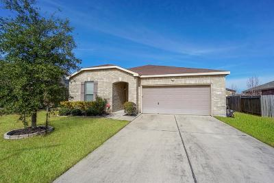 Manvel Single Family Home For Sale: 2711 Cally Court