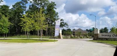 Spring Residential Lots & Land For Sale: Inway Oaks Drive
