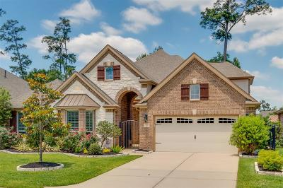 Tomball Single Family Home For Sale: 42 Caprice Bend Place