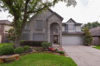 League City TX Single Family Home For Sale: $269,900