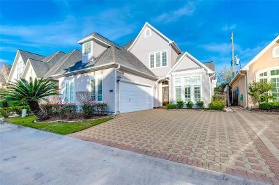 Houston Single Family Home For Sale: 1111 Ridgecrossing Lane
