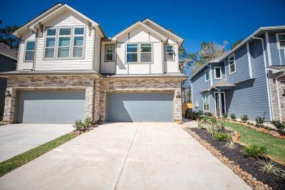 Conroe Condo/Townhouse For Sale: 162 Moon Dance Court