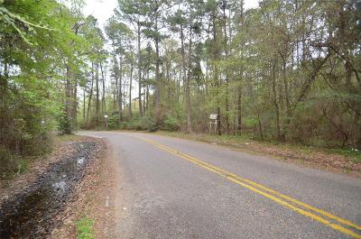 Huffman Residential Lots & Land For Sale: River Terrace Road