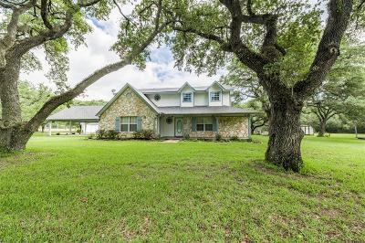 Colorado County Farm & Ranch For Sale: 1569 A Braden Road