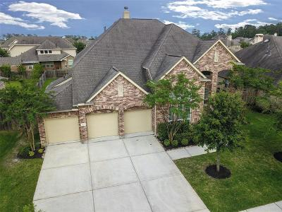 Humble Single Family Home For Sale: 14010 Alex Landing Drive