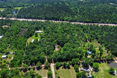 San Jacinto County Single Family Home For Sale: 361 Jayhawker Road