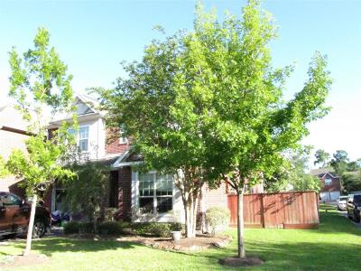Houston Single Family Home For Sale: 1419 Sherwood Park Circle Circle