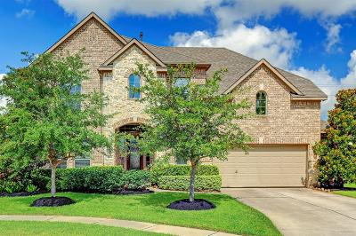 Katy Single Family Home For Sale: 3614 Canyon Pass Drive