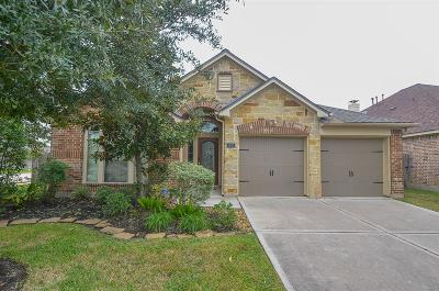 Rosenberg Single Family Home For Sale: 5403 Stoneridge Court