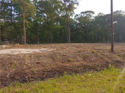 Conroe Residential Lots & Land For Sale: Tr3 Tower Glen Lane