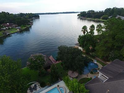 Montgomery Single Family Home For Sale: 126 Lakeside