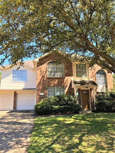Katy Single Family Home For Sale: 5402 Baslow Drive
