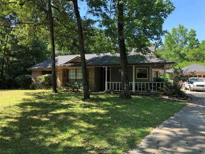 Magnolia Single Family Home For Sale: 37302 Robin George Trail