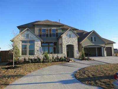 Cypress Single Family Home For Sale: 18015 Blue Ridge Shores Drive