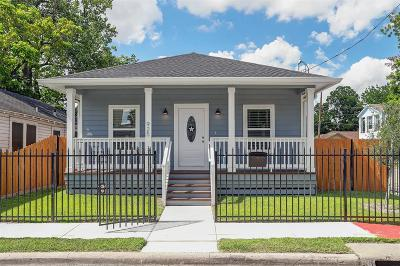 Houston Single Family Home For Sale: 925 E 32nd Street