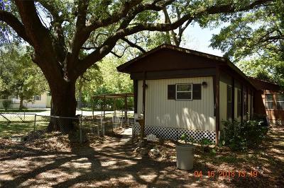 Alvin Single Family Home For Sale: 1220 W Phillips Street