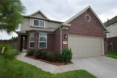 Houston Single Family Home For Sale: 4939 Evergreen Haven Court