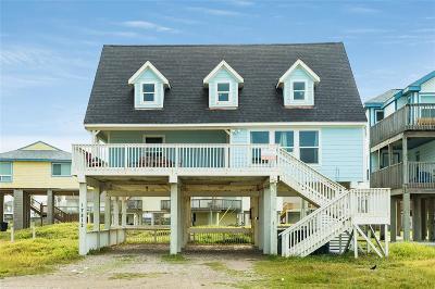 Galveston Single Family Home For Sale: 17812 Vera Cruz Boulevard