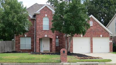 Humble Single Family Home For Sale: 18106 Quiet Grove Court