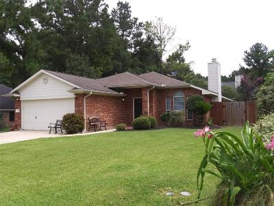 Montgomery Single Family Home For Sale: 13614 Hidden Valley Drive