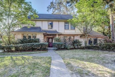 Kingwood Single Family Home For Sale: 2322 Willow Pass Drive